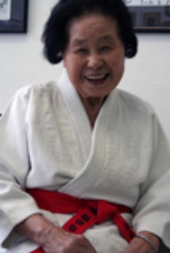 Keiko Fukuda Sensei