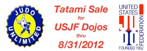 Tatami sale info