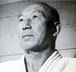 photo of Toshitaka Yamauchi from the West Clovis Dojo site
