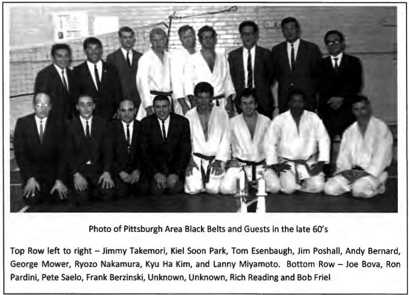 among black belts in Pittsburg