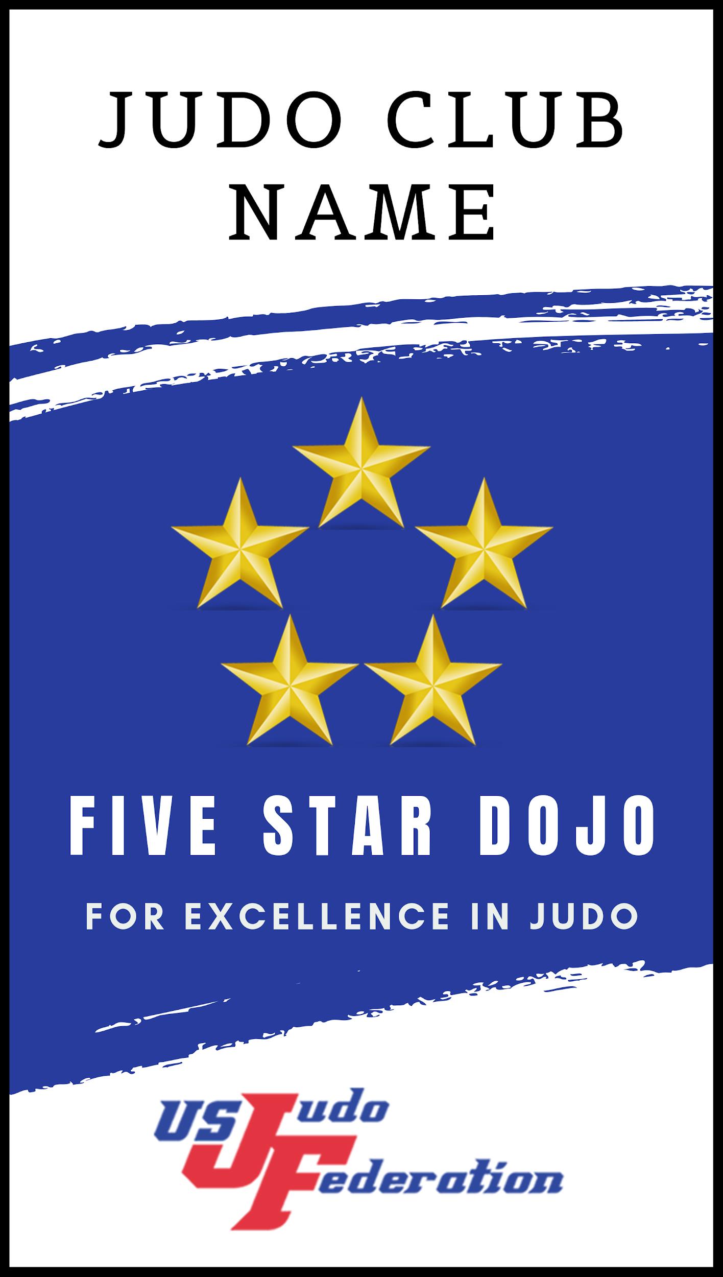 five star banner