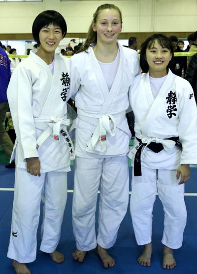 Rachel at Taisei