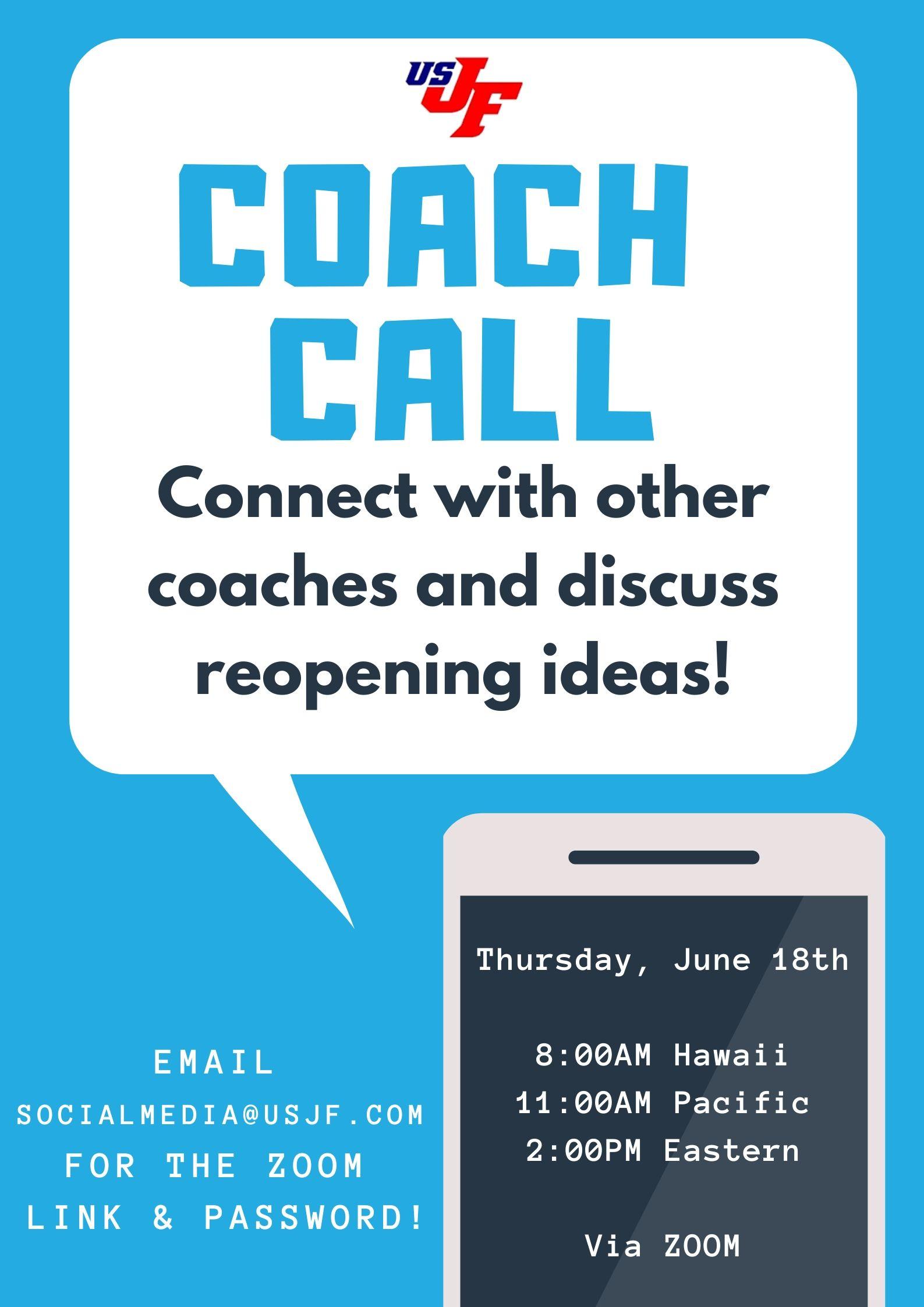 coach call