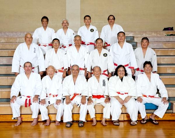 Robert Brink and Kodansha Colleagues