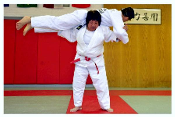 Demonstration with Sensei Doug Tono