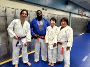 friendship through Judo