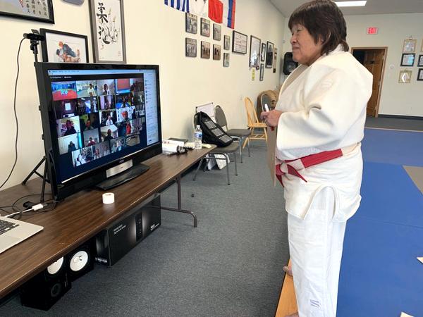 Kokushi Midwest Judo Kata Clinic image 4