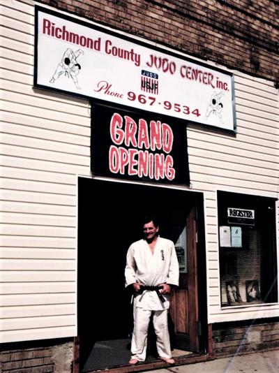 John opened Richmond County Judo in Tottenville, Staten Island
