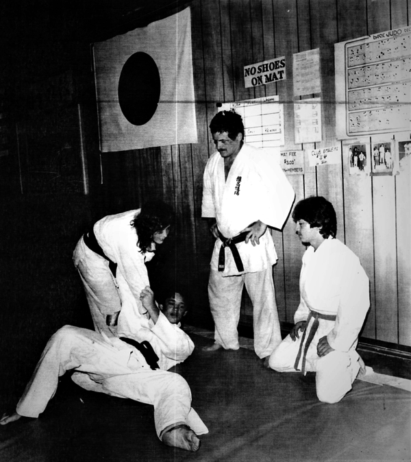 John enjoyed introducing the sport of judo to his children, sons John Jr and Joseph and daughter Christine at Richmond County Judo Club in the 1980s