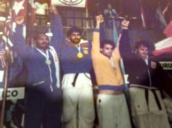 1978 Pan-American Championships, Buenos Aires, Argentina