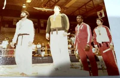 1979 VIII Pan American Games, San Juan, Puerto Rico, Open Division