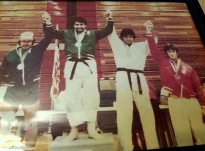 1981 U.S. National Sports Festival, 86K