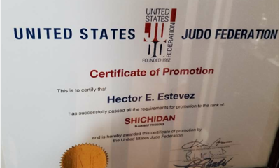 shichidan certificate