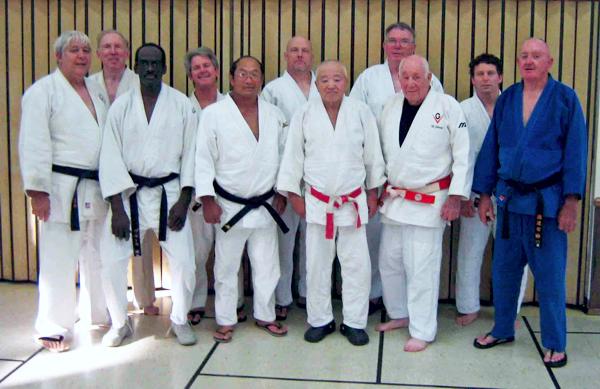 Tsunetani Oda Judo Clinic – 2007
