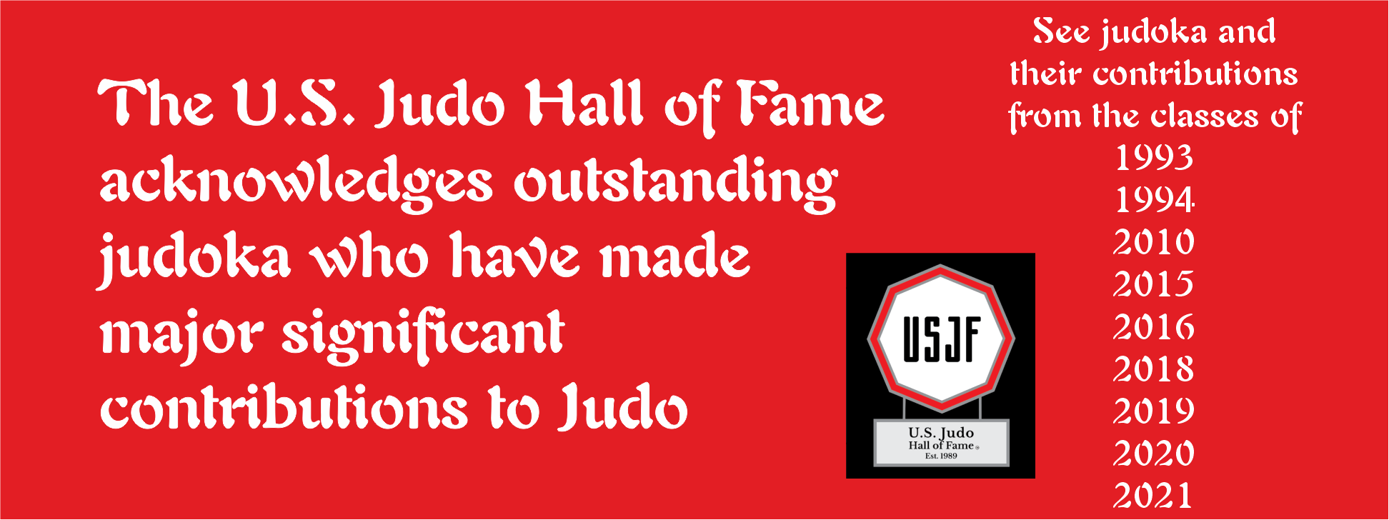Visit the Hall of Fame